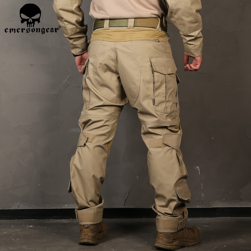 Image 2 - EMERSONGEAR G3 New Combat Pants Hunting Military Army Trousers Tactical Combat Pants with Knee Pads emerson EM9351-in Party DIY Decorations from Home & Garden