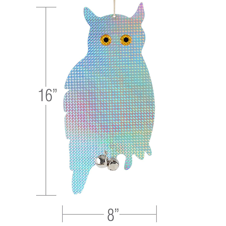 2 prémium madárriasztó fényvisszaverő akasztólyukak, amelyek - Kerti termékek