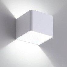 Led 실내 조명 홈 연구 침실 머리맡 사무실 거실 식당 욕실 계단 욕실 발코니 벽 램프