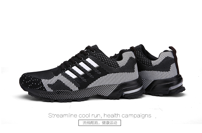 Brand sneakers 17 new summer cheap mens running shoes Men and Women's Breathable shoe max Outdoor Sports Shoes Plus size 45 46 9