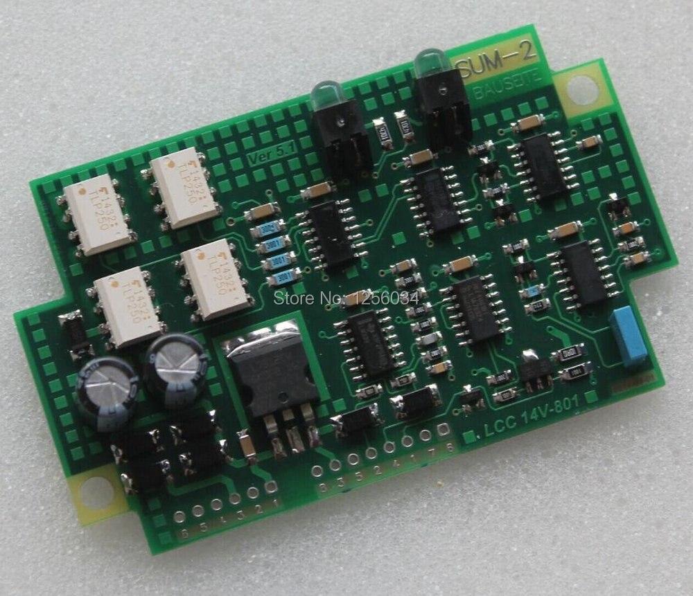 2 pieces Heidelberg SUM2-2 board 61.110.1341/01 free shipping SUM2 card