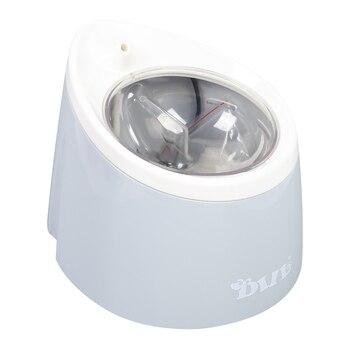2L Elektronische Durchblutung Pet Wasser Brunnen Radfahren Wasser Fluss Hund Katze Kleine Tiere Wasser Brunnen Mit Nacht Lampe