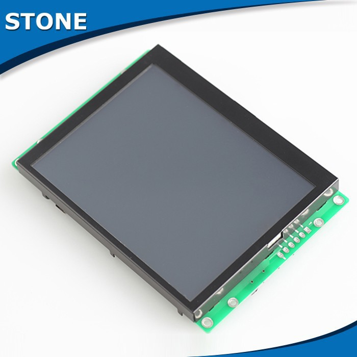 3.5 Inch Digital Display Video Module HMI Touch Screen