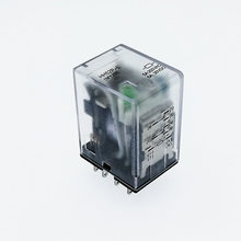 MY2P HH52P MY2NJ Relay Coil General DPDT Micro Mini electromagnetic Relay Switch LED AC 220V DC 12V 24V(China)
