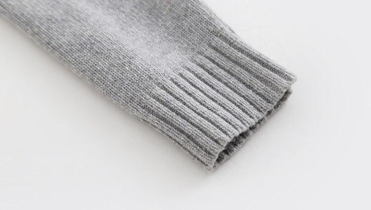 запас свитер большого зимние 8