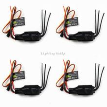 FPV 4x Emax Blheli Firmware 12A Brushless ESC Speed Controller For Multirotor