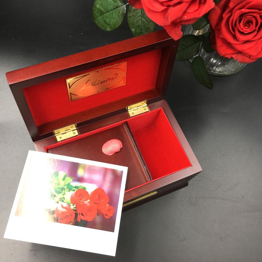 18 тонна басылым Lilium Music Box Элфен Lied - Үйдің декоры - фото 2