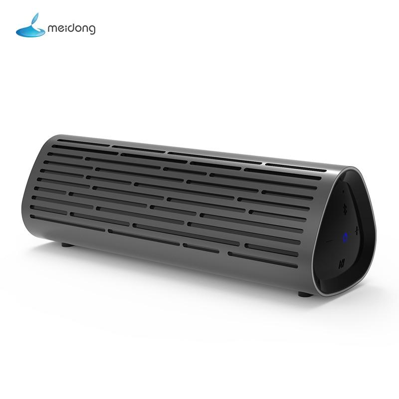 Meidong MD 2110 Bluetooth Speaker Mini Phone Subwoofer Speaker Portable Computer Wireless Speaker