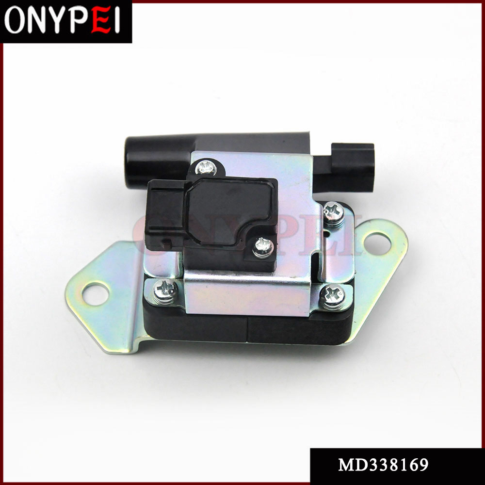 MH ELECTRONIC Ignition Coil For Mitsubishi 3000GT Montero Sport 3.0L 3.5L V6 NEW