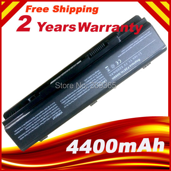 5200mah Laptop Battery For Dell Vostro 1014 1015 1088 A840 A860 F286H F287F F287H G066H G069H PP37L PP38L