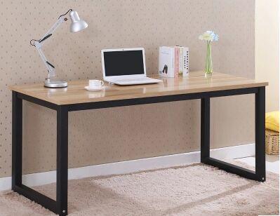 Ikea escritorio de la computadora sencilla mesa de escritorio de madera simplicidad elegante - Ikea mesas de escritorio ...