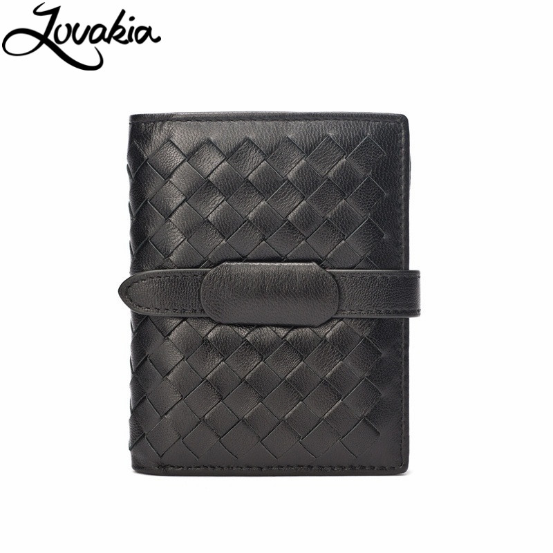 ФОТО Women Genuine Leather Fashion Hasp Knitting Wallets Embossed Wallet Female Clutch Purses Carteira Feminia Gift