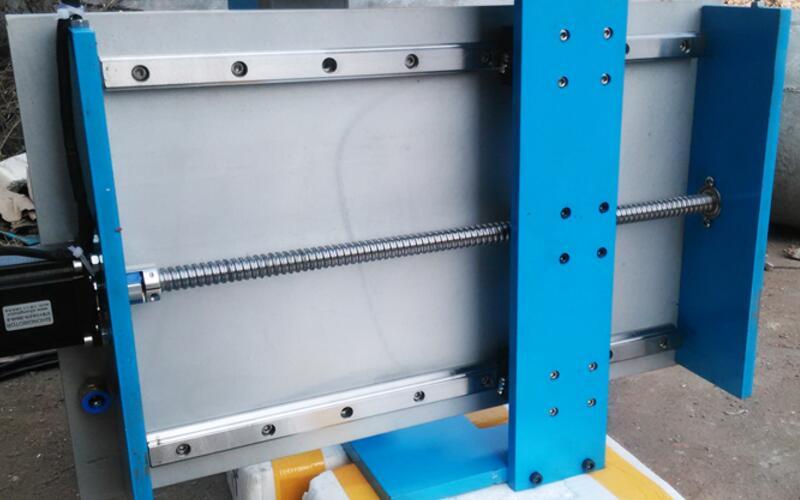 Rail de guidage linéaire 4 axes CNC fraisage 3040 bois métal graveur routeur machine haute précision pour aluminium cuivre forage sculpture - 2