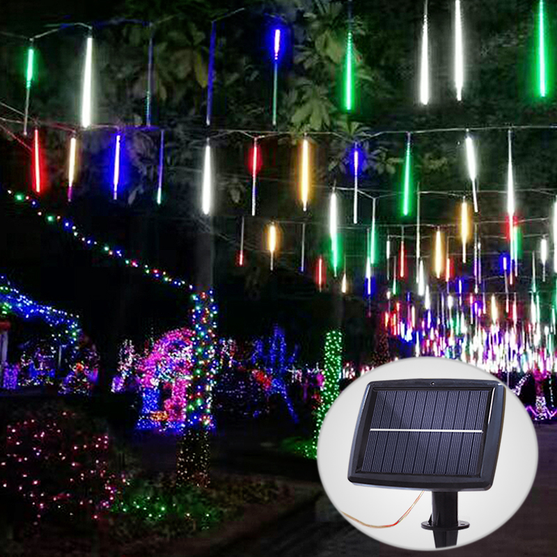Solar Outdoor String Lights 200 Led