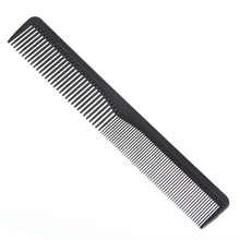 12 Style Black Hairdressing Comb Anti-static Hair Cutting Combs Detangle Straight Pro Salon Styling Tool