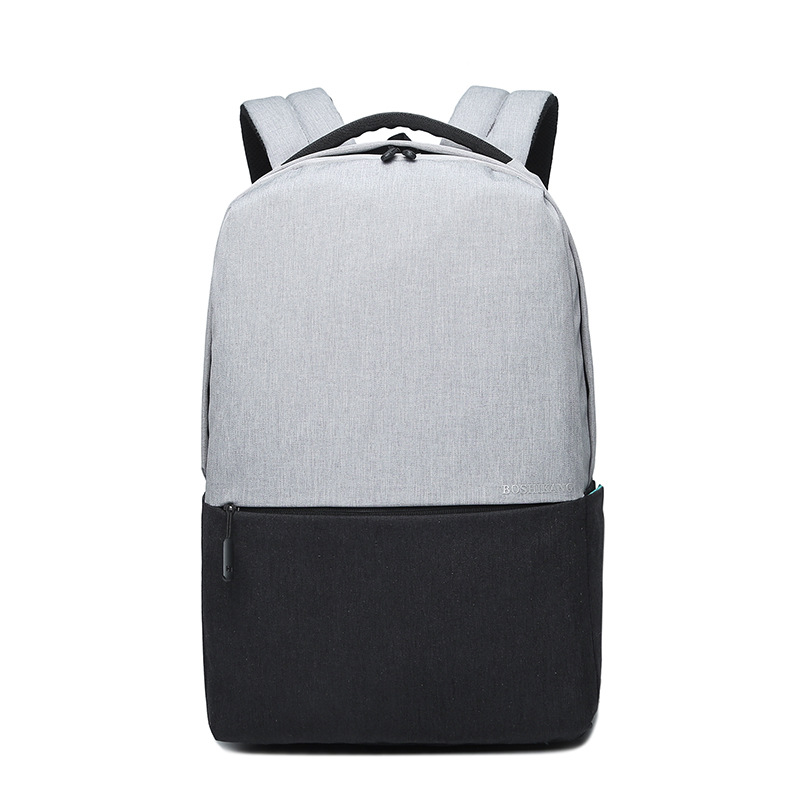 New Canvas Bag Men Backpack 15 Inch Laptop Notebook School Backpack Bags for Teenagers Mochila for feminina Waterproof Back Pack olidik laptop backpack for men 14 15 6 inch notebook school bags for teenagers large capacity 30l women business travel backpack