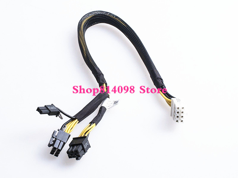 Dell Graphics Card Power Cable 0N08NH N08NH