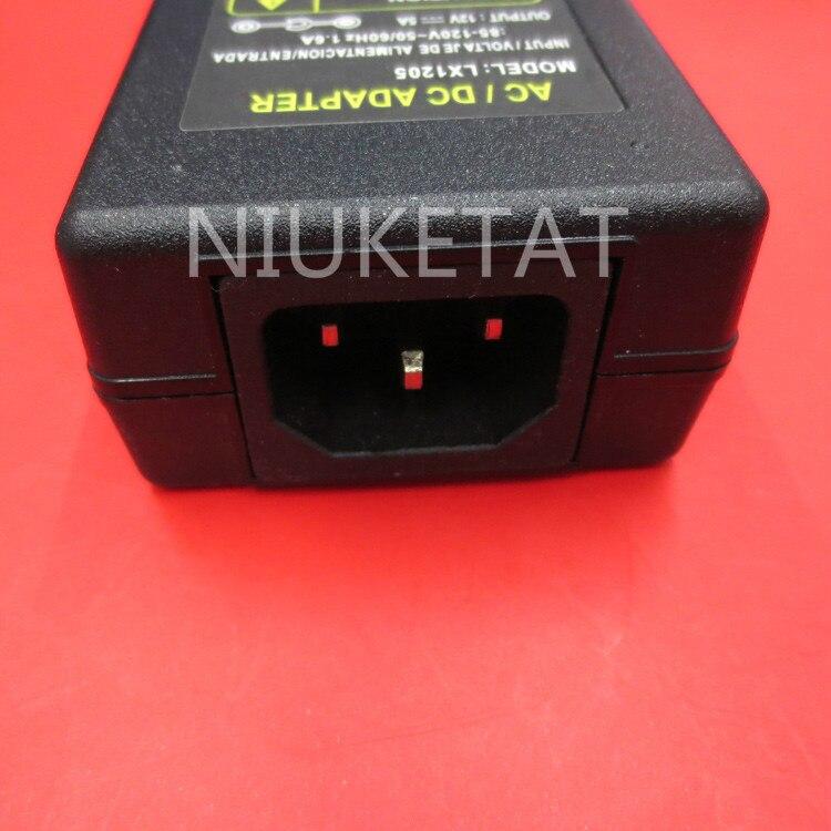 LX1205 12V5A LED жетегі AC 100V-240V 12V 5A 60W жарық - Жарықтандыру керек-жарақтары - фото 5