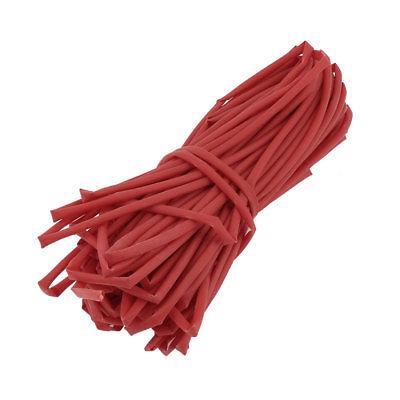 Ratio 2:1 Red Polyolefin3mm Dia Heat Shrink Cover Wiring Shrinkable Tube 20M retardant heat shrink tubing shrinkable tube diameter cables 120 roll sale