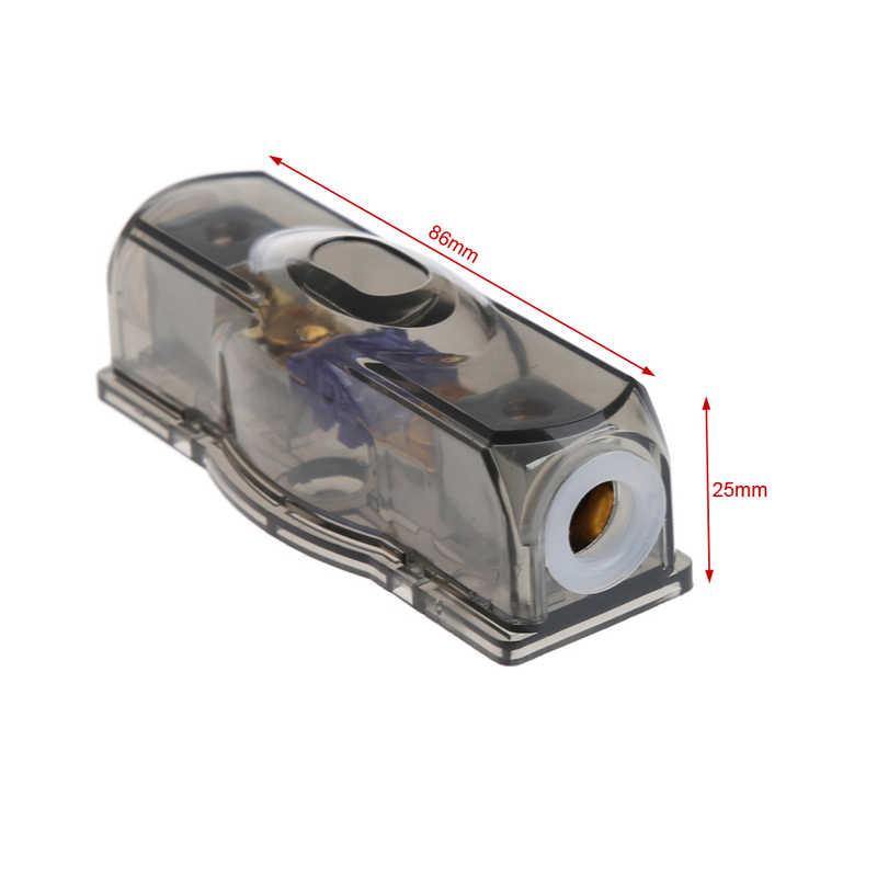 Ootdtyブロック車のヒューズボックスホルダーステレオ席電圧暴露安全な耐久性ツール60a/100a/150a