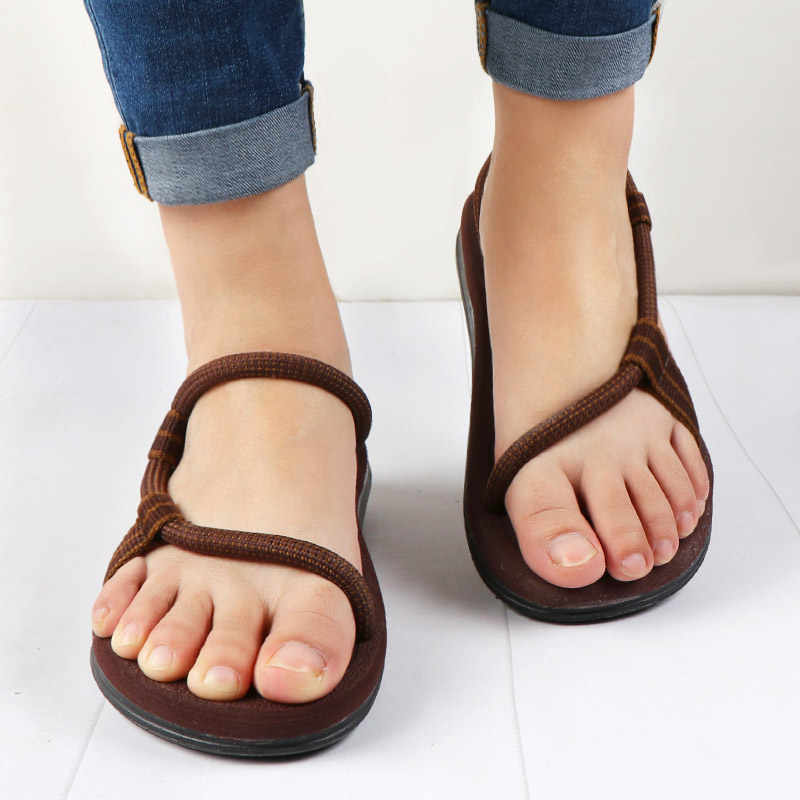 037e5d88f760 Men Sandals Flip Flops Shoes Gladiator Sandals Beach Shoes Men Casual Shoes  Slip-on Male