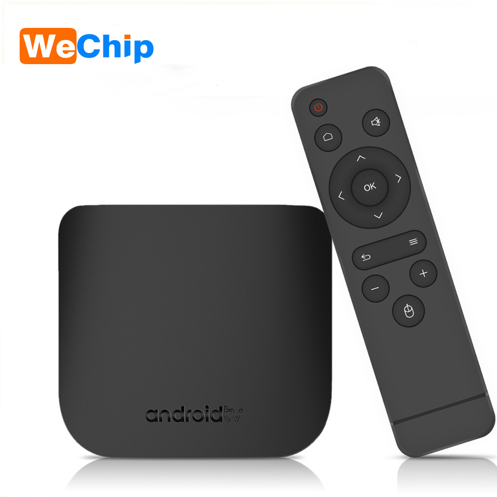 M8S PLUS W Smart Android 7.1 TV Box 1G+ 8G Amlogic S905W Quad Core 2.4G WiFi IPTV 4K Set Top Box PK T95N X96 X92 original amlogic s812 m8s plus tv box quad core android 5 1 2 4g