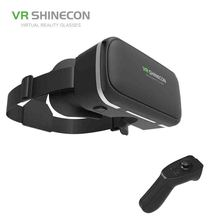 New Design Smart AR Glasses 3D Video Augmented Reality VR Glasses AR Headset For 3D   Videos And Games  Mini Google Cardboard VR