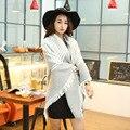 Женщины Полосой Кисти Одеяло Шарф, Шаль Wrap Уютный Искусственного Кашемир 2016 Мода