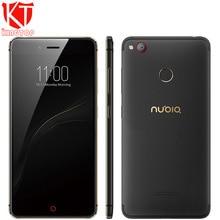 Ursprüngliche ZTE Nubia Z11 mini S Handy Snapdragon MSM8953 Octa Core 4 GB RAM 64 GB ROM 5,2 zoll 1920*1080 P 23MP Fingerprint ID