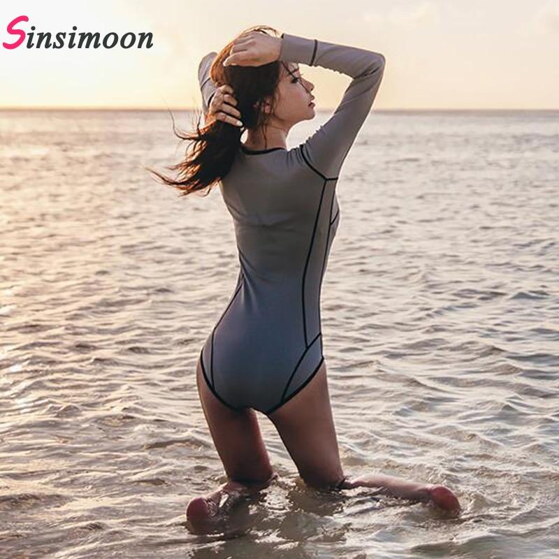 Summer Sexy Swimwear Women One Piece Swimsuit Woman Swimming Suit Bathing costume Beach wear body suit Bikini Plus size XXXL in Body Suits from Sports Entertainment