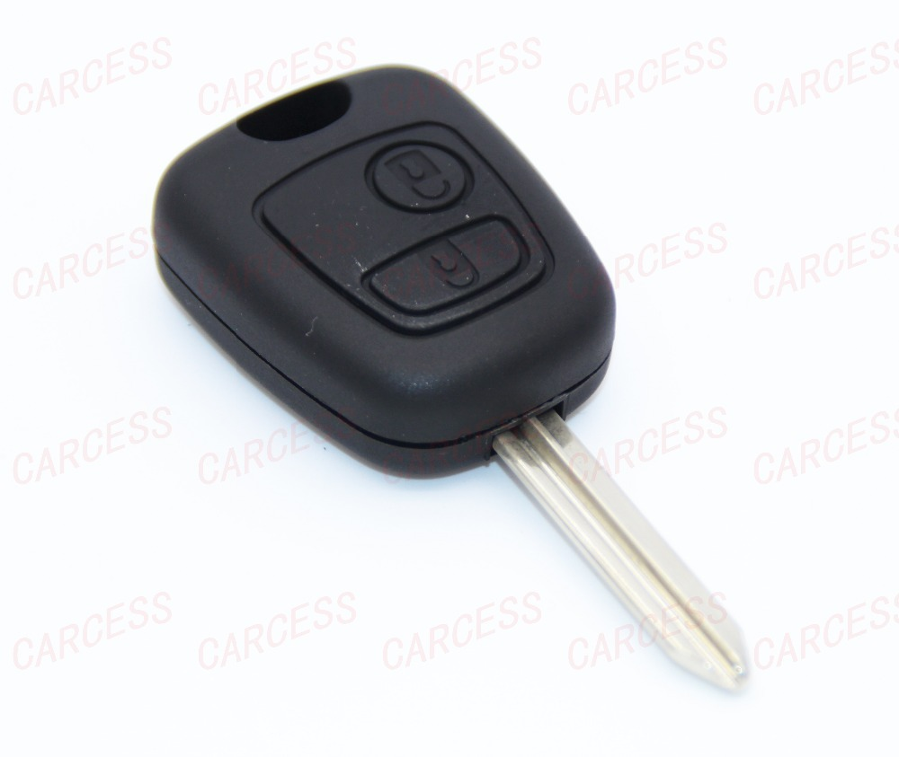 ct02046 for citroen saxo xsara picasso picasso berlingo 2 button remote plastic plastic key. Black Bedroom Furniture Sets. Home Design Ideas