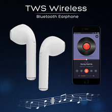 Wireless Earphone Bluetooth Headphone Hi-Fi Stereo Gym Sports Earbuds Compatible with iPhone 6 7 8 iPhone X Xr Xs Xs max. high quality wireless bluetooth earphone sports wireless headphone hi fi stereo sound bluetooth earphone gym headphone