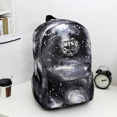 Bags for Women 2018 Korean BTS Backpacks Girls Star School backpack Kpop Travel Bag men Mochila Bts bag pack mochila feminina