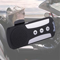 Universal Multi-function Portable In-car Multipoint Hands-free Bluetooth Wireless Speakerphone Car Kit Speaker USB