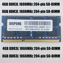for iMac17,1 Late 2015 A1419 MK482LL MK462LL Memory 8GB 2Rx8 PC3L-14900S 1866MHz DDR3L 4GB 1867 MHz 2G pc3L 14900 SO-DIMM RAM