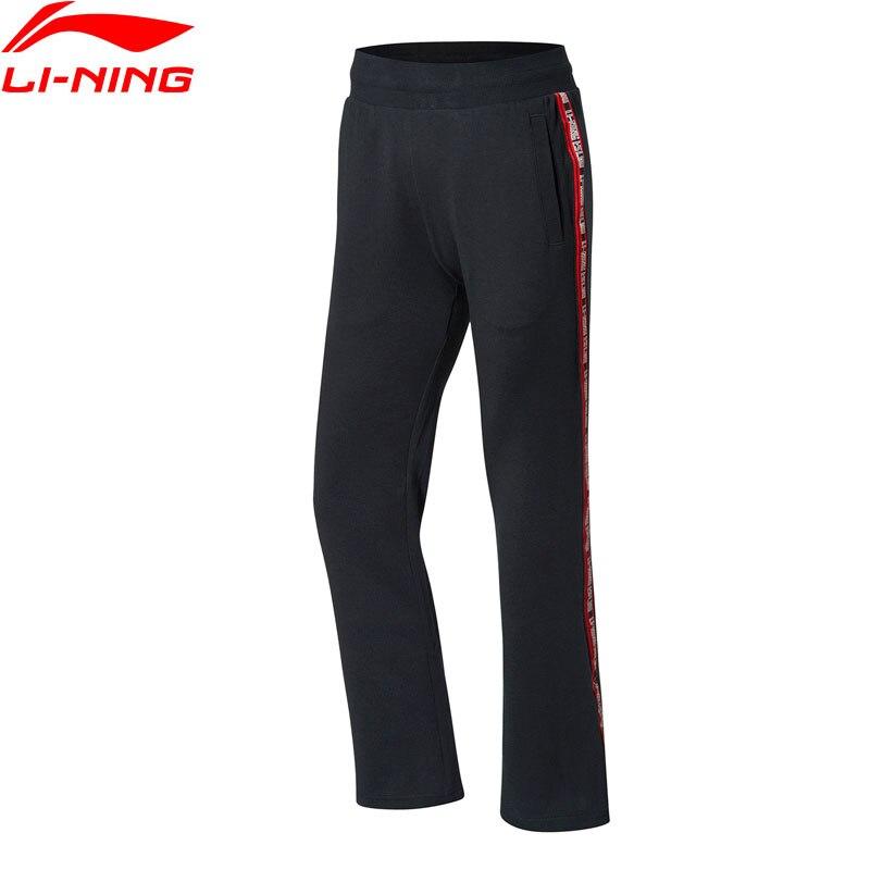 Li-ning Frauen Die Trend Schweiß Hosen 87% Baumwolle 13% Polyester Futter Freizeit Sport Hosen Hosen Akln652 Wky192 Modische Und Attraktive Pakete ausverkauf Clever