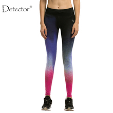 Detector Women Fitness Pants Sports Leggings Women High Waist Stretched Gym Tights Running Pants
