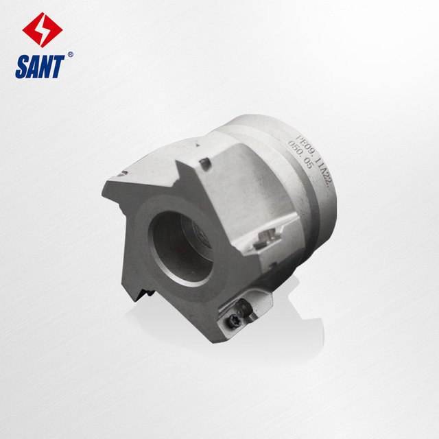 US $53 75  Square shoulder milling cutter Indexable milling cutter insert  R390 from Sandvik disc PE09-in Milling Cutter from Tools on Aliexpress com   