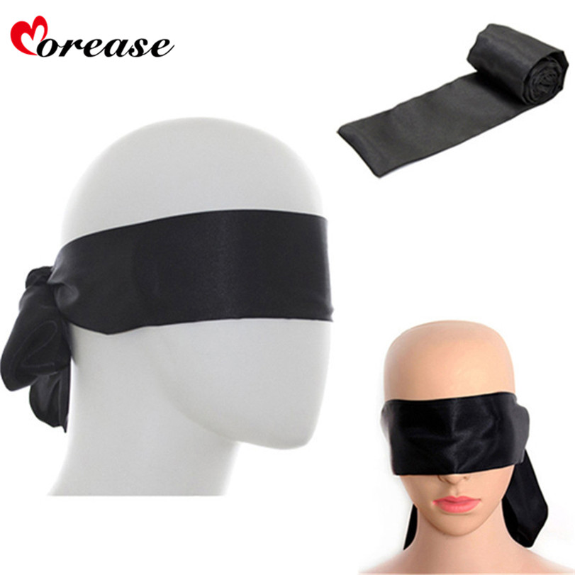 1 Pcs Fetish Mask Bondage Neck Blindfold Blinder Restrain Flirt Sex For Adult Game Erotic Product BDSM Mask Sex Toys For Couples