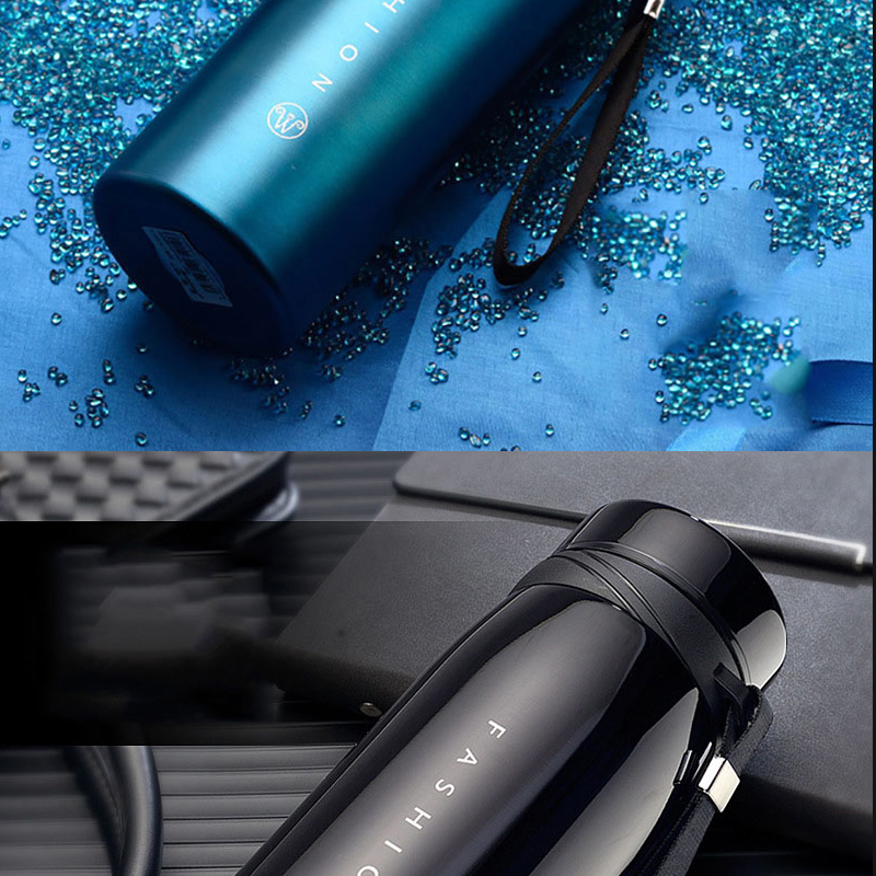 HTB1vD26dgaH3KVjSZFjq6AFWpXaK 500/650/900/1100ml Thermos Bottle Stainless Steel Tumbler Insulated Water Bottle Portable Vacuum Flask for Coffee Mug Travel Cup