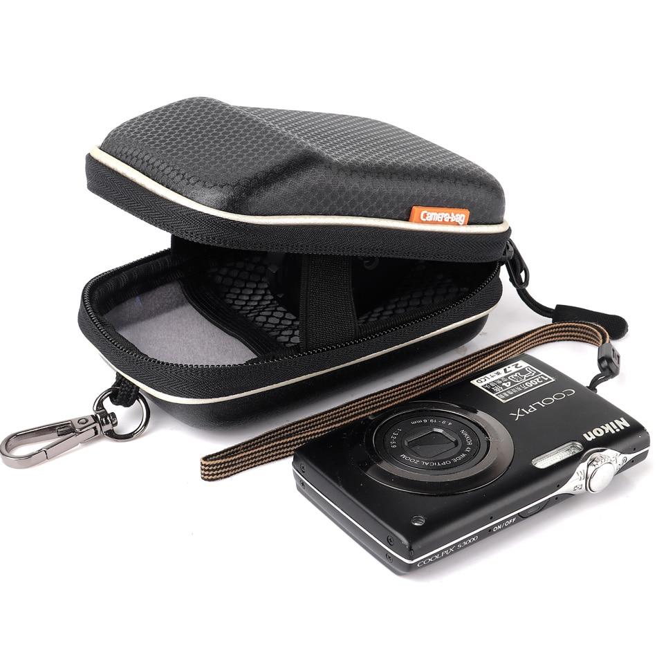 HUWANG EVA Camera Bag Case For Sony TX55 WX30 W510 T110 TX100 TX10 RX100 WX10 WX9 WX7 TX7C S2100 W310 W330 W370 W320 TX300
