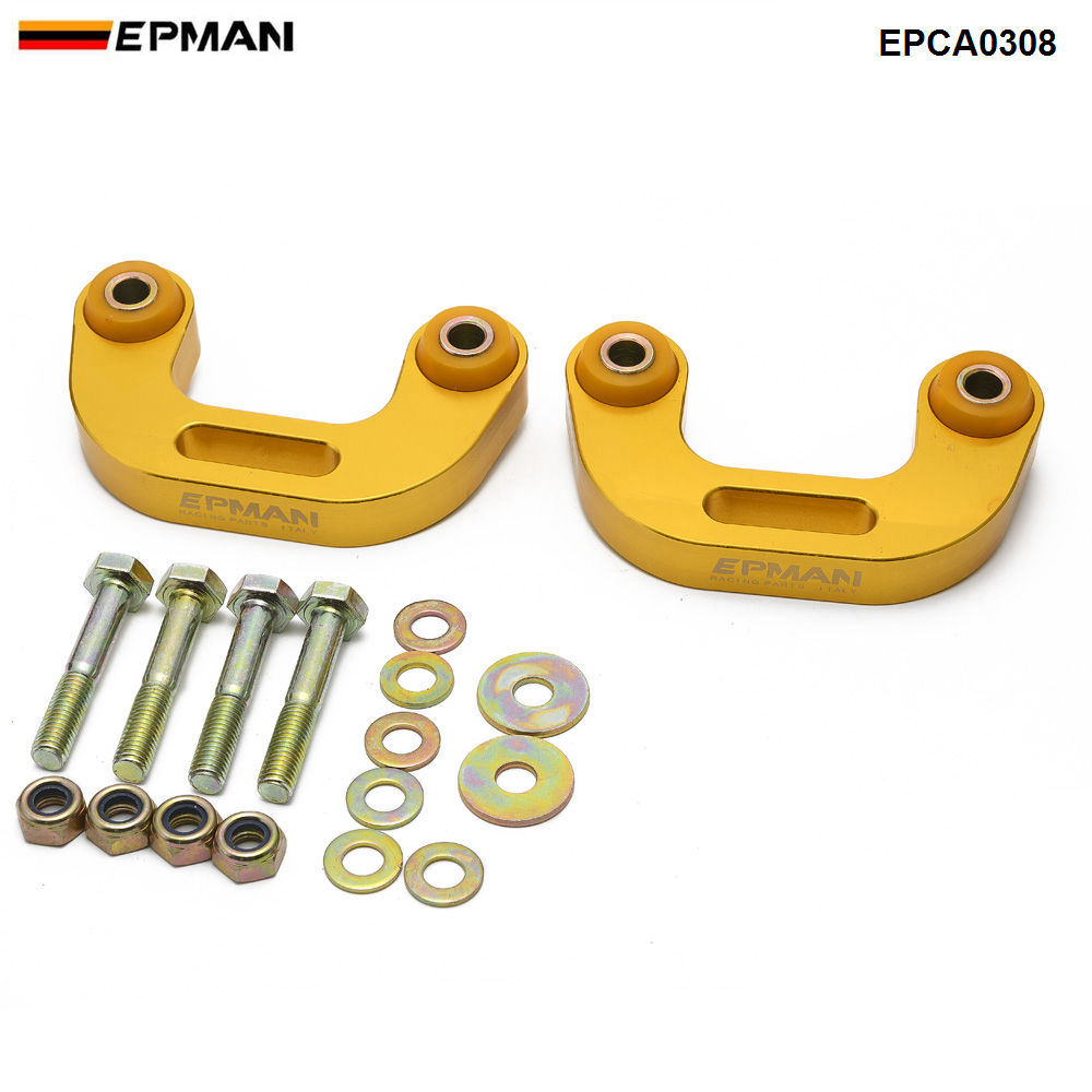 Mazda 6 02 Front /& Rear Anti Roll Bar Drop Link Rods Bars