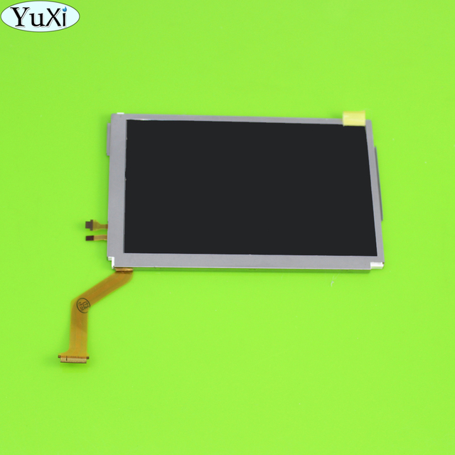 YuXi  New Original Top Upper LCD Display Screen for Nintendo NEW 3DS LL 3DS XL 3DSLL 3DSXL