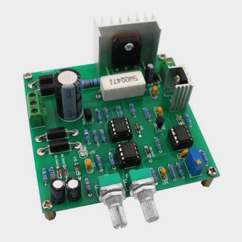 Free Shipping!!! 0-30V 2mA-3A Adjustable DC Power Supply / Laboratory Power / Short Circuit Current Limit Protection DIY Kit