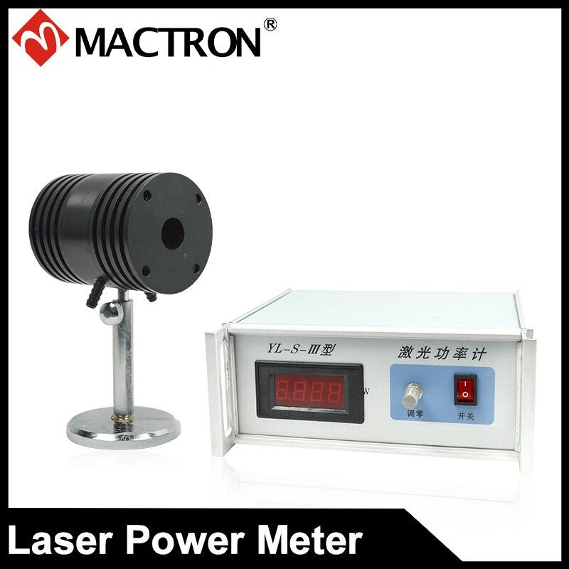 Laserowy miernik mocy