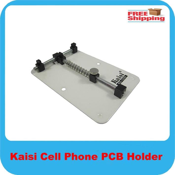 Kaisi For iPhone Cell <font><b>Phone</b></font> Mobilephone PCB Holder, PCB <font><b>Jig</b></font>, PCB fixture, universal used BGA rework station