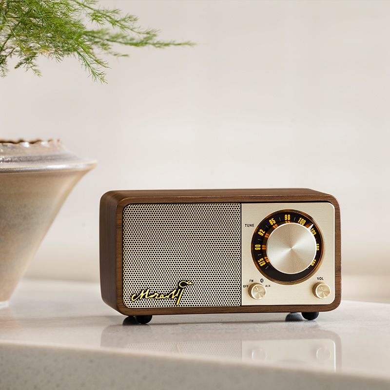 Sangean MOZART Free shipping wireless bluetooth speaker portable speaker full range radio and speaker