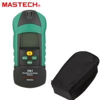 MASTECH MS6906 3 in 1 Multi function Stud Metal AC Voltage Scanner Detector Tester Thickness Gauge w/ NCV Test