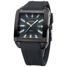 CURREN nueva moda casual reloj de cuarzo de los hombres grandes de dial cronógrafo impermeable reloj envío gratis 8145