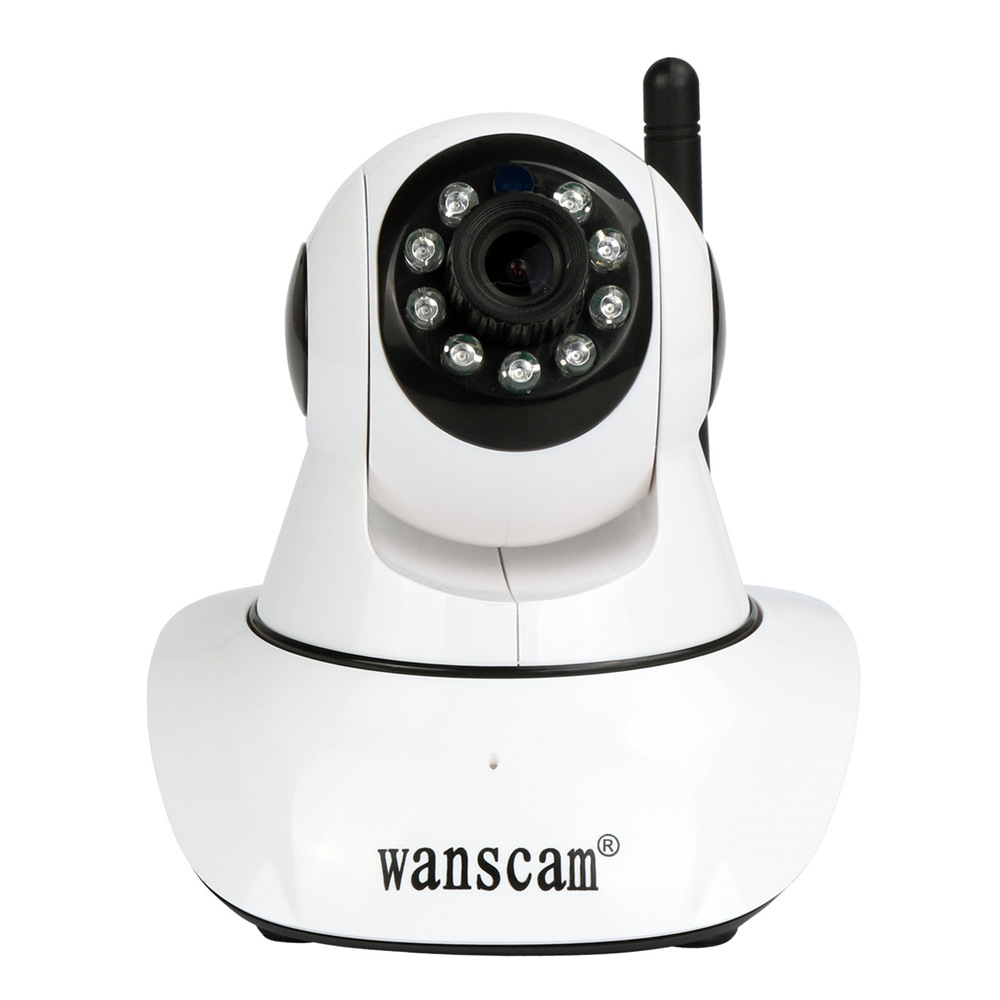 Wanscam HW0041 IP Camera HD 720P Wireless Wifi P2P IP Camera Support 128G TF Card Surveillance Camera Baby Monitor wanscam dual audio hd 720p 3x digital zoom wireless wifi p2p ip camera support 128g tf card surveillance camera